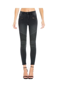 Cello Moto Skinny Jeans - Product List Image