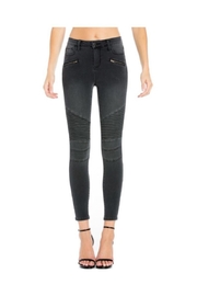 Cello Moto Skinny Jeans - Product Mini Image