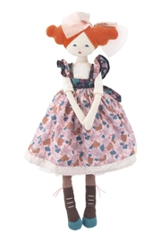 Moulin Roty Alluring Dame Doll - Front cropped