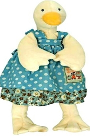 Moulin Roty Goose Soft Toy - Product Mini Image