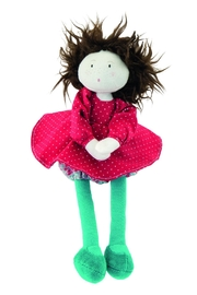 Moulin Roty Louison Rag Doll - Front cropped