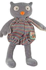 Moulin Roty Owl Soft Toy - Product Mini Image