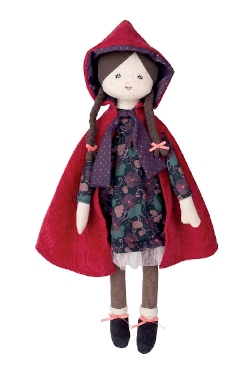 Moulin Roty Red Riding Doll - Main Image