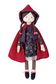 Moulin Roty Red Riding Doll - Front cropped