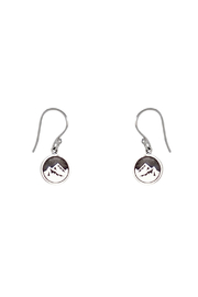 Bronwen Mountain Earrings Short - Product Mini Image