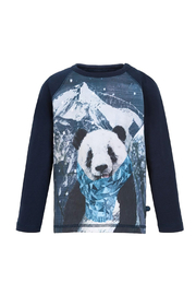 Minymo Mountain Panda Shirt - Product Mini Image