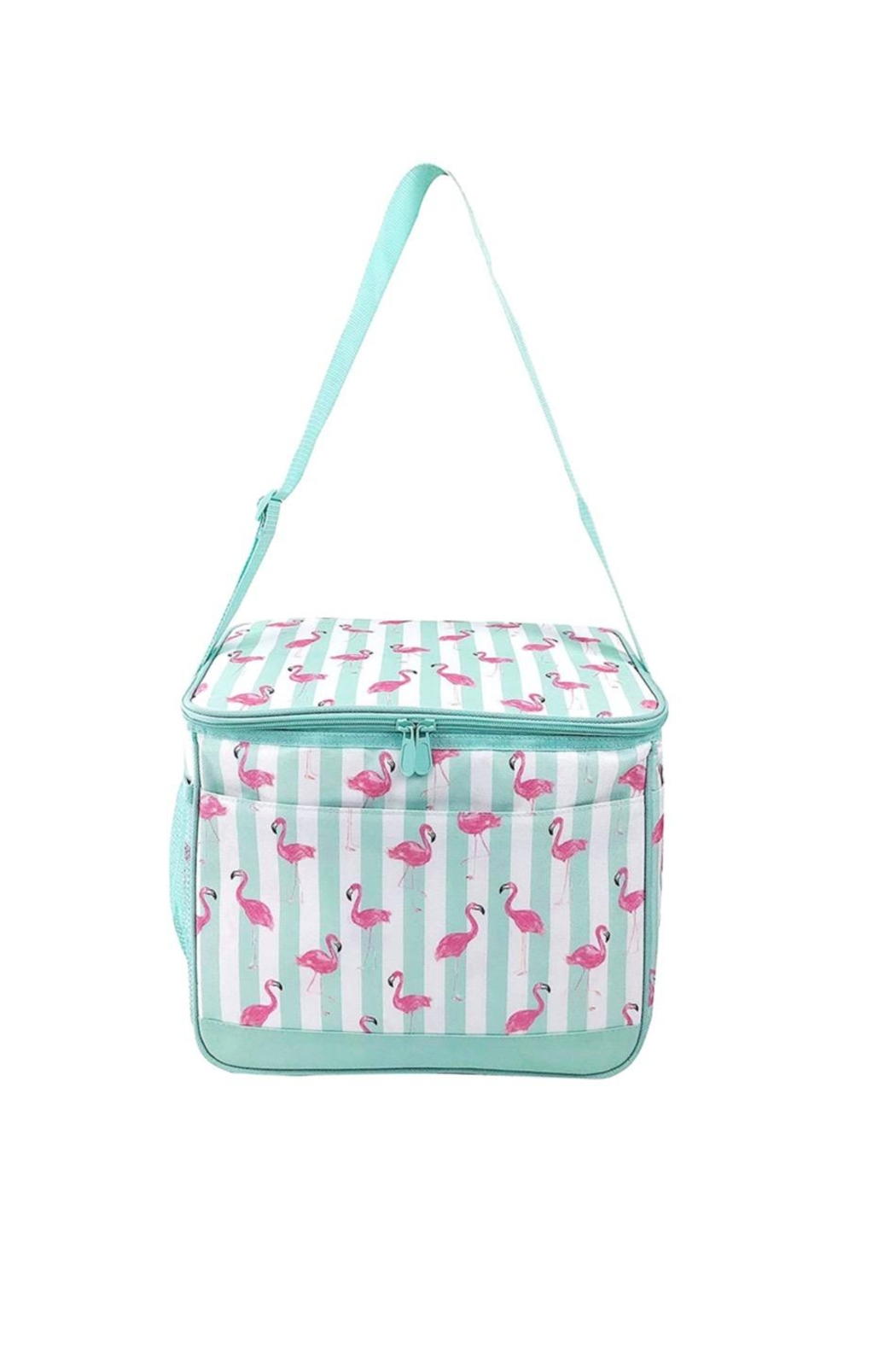 Mountain Warehouse Flamingo Insulated Tote - Front Full Image