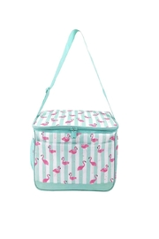 Mountain Warehouse Flamingo Insulated Tote - Front full body
