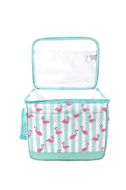Mountain Warehouse Flamingo Insulated Tote - Front cropped