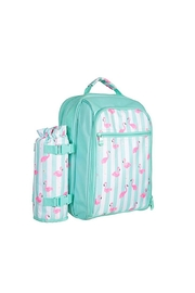 Mountain Warehouse Flamingo Picnic Backpack - Front cropped