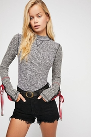 Free People Mountaineer Cuff Top - Product Mini Image