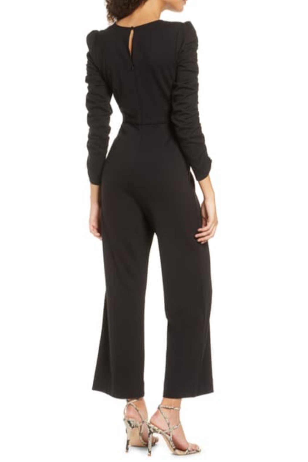 Ali & Jay Mountian Views Jumpsuit - Front Full Image