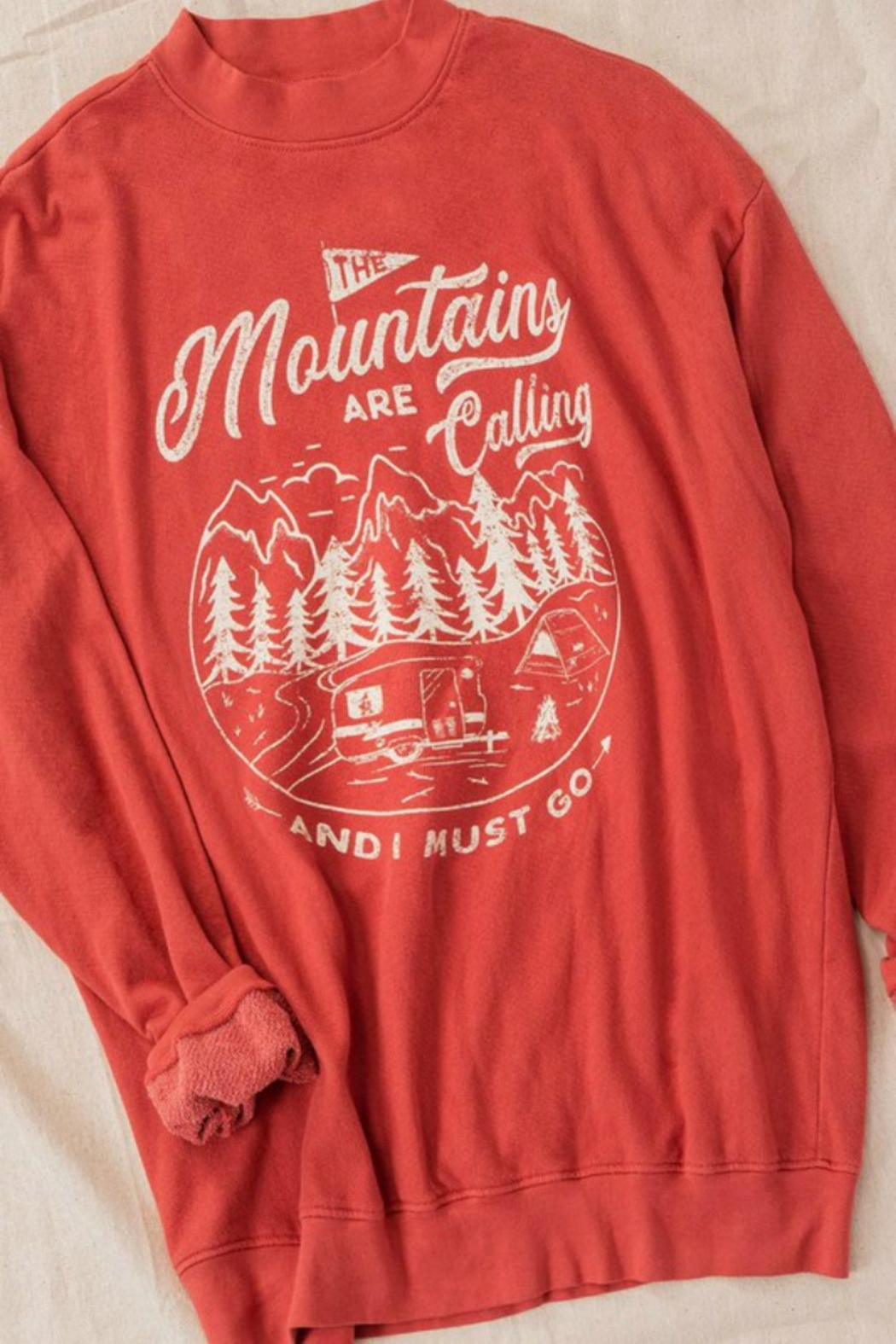 Trend Notes  MOUNTIANS ARE CALLING - Main Image