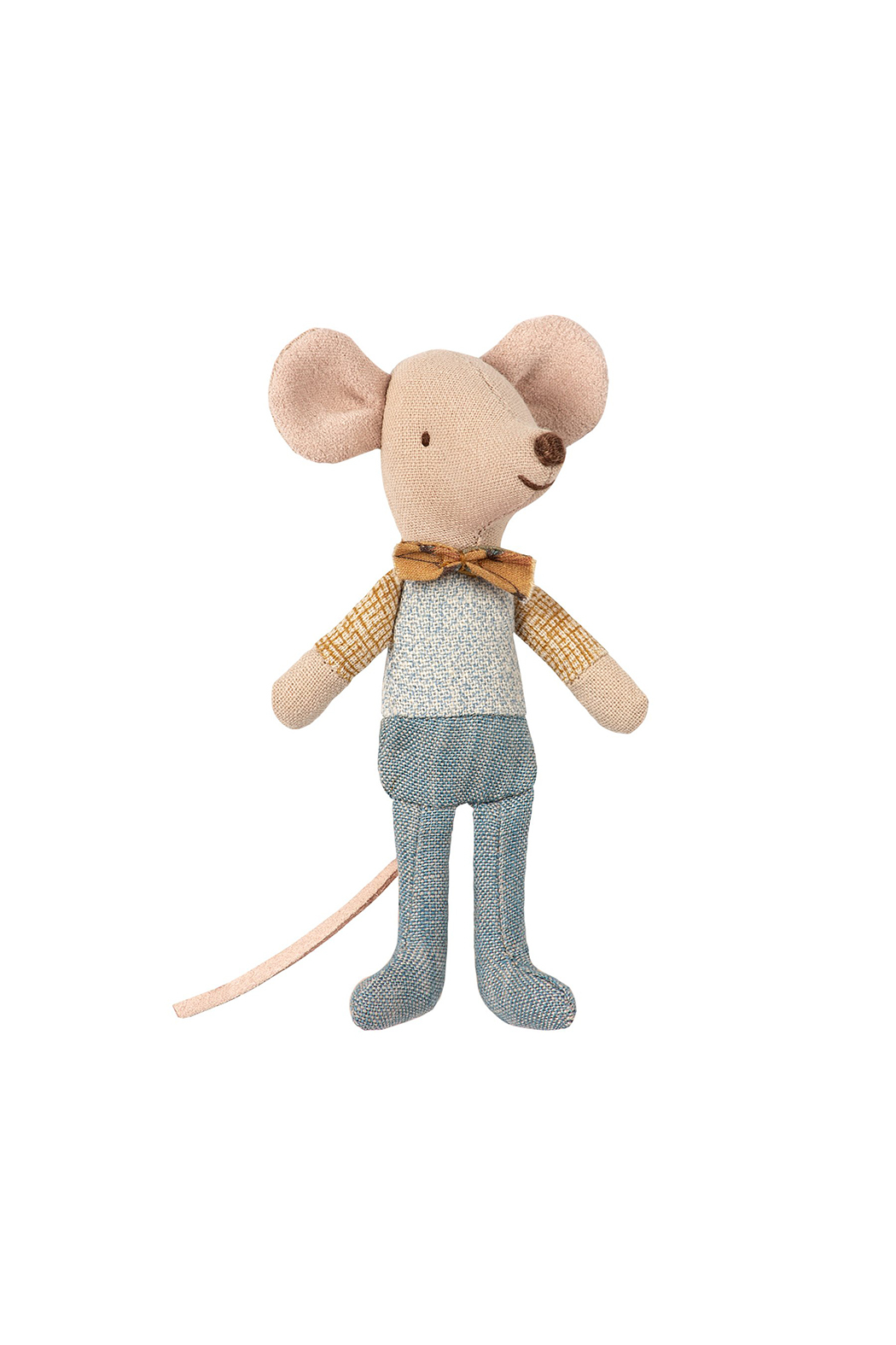 Maileg Mouse Little Brother in Box - Front Full Image