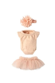 Maileg Mouse/rabbit Gymsuit Set - Front cropped