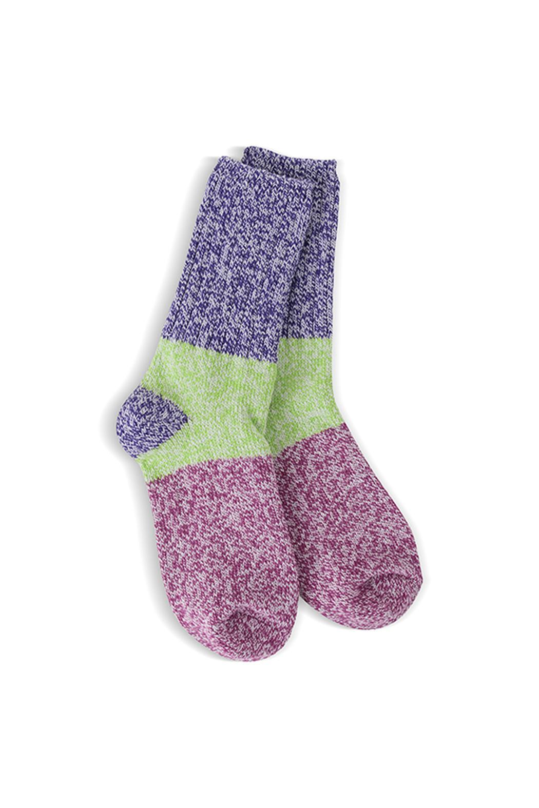 Mouse Creek Trading Co. Children Crew Socks - Front Cropped Image