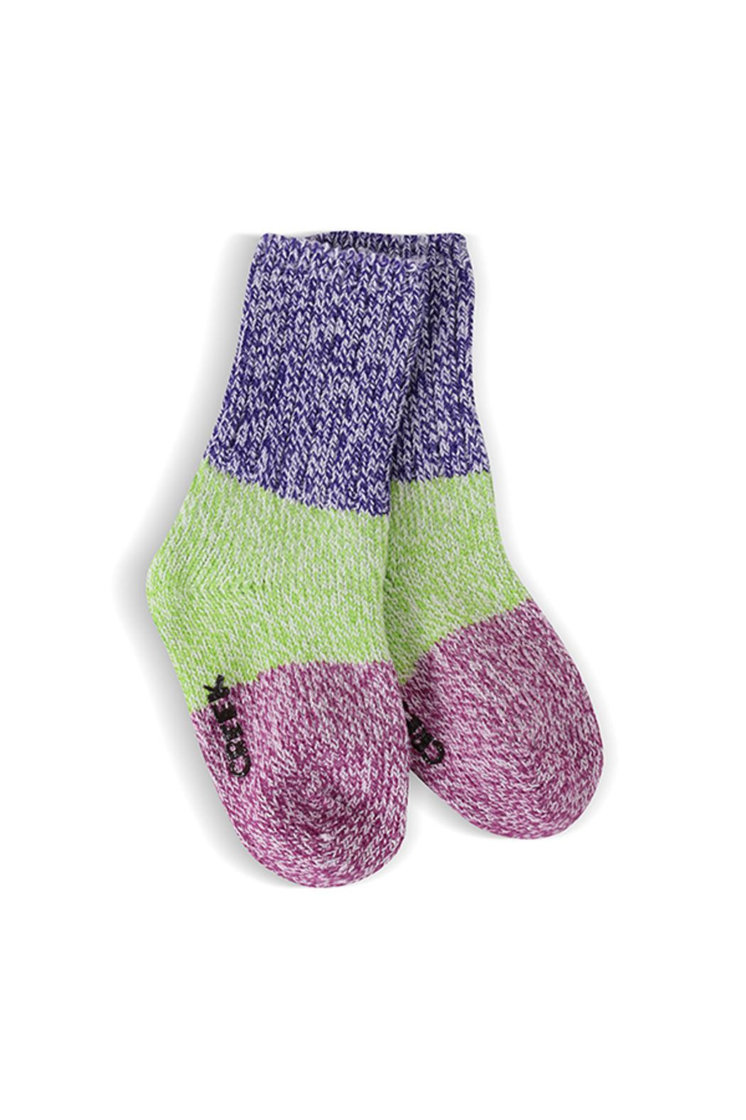 Mouse Creek Trading Co. Toddler Crew Sock - Main Image