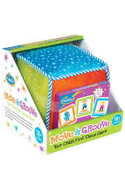 Think Fun Move & Groove: Your Child's First Dance Game - Product Mini Image