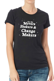 Heartman Movers & Shakers Tee - Product Mini Image