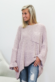 Jodifl Movie Night Popcorn Sweater - Front full body