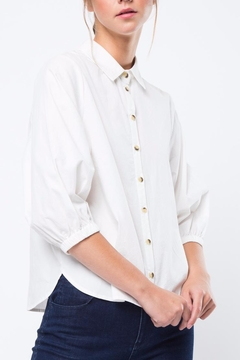 Shoptiques Product: White Kelly Top