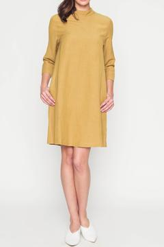 Shoptiques Product: Sleeve Mock Neck Dress