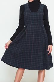 Movint Alice Plaid Dress - Product Mini Image