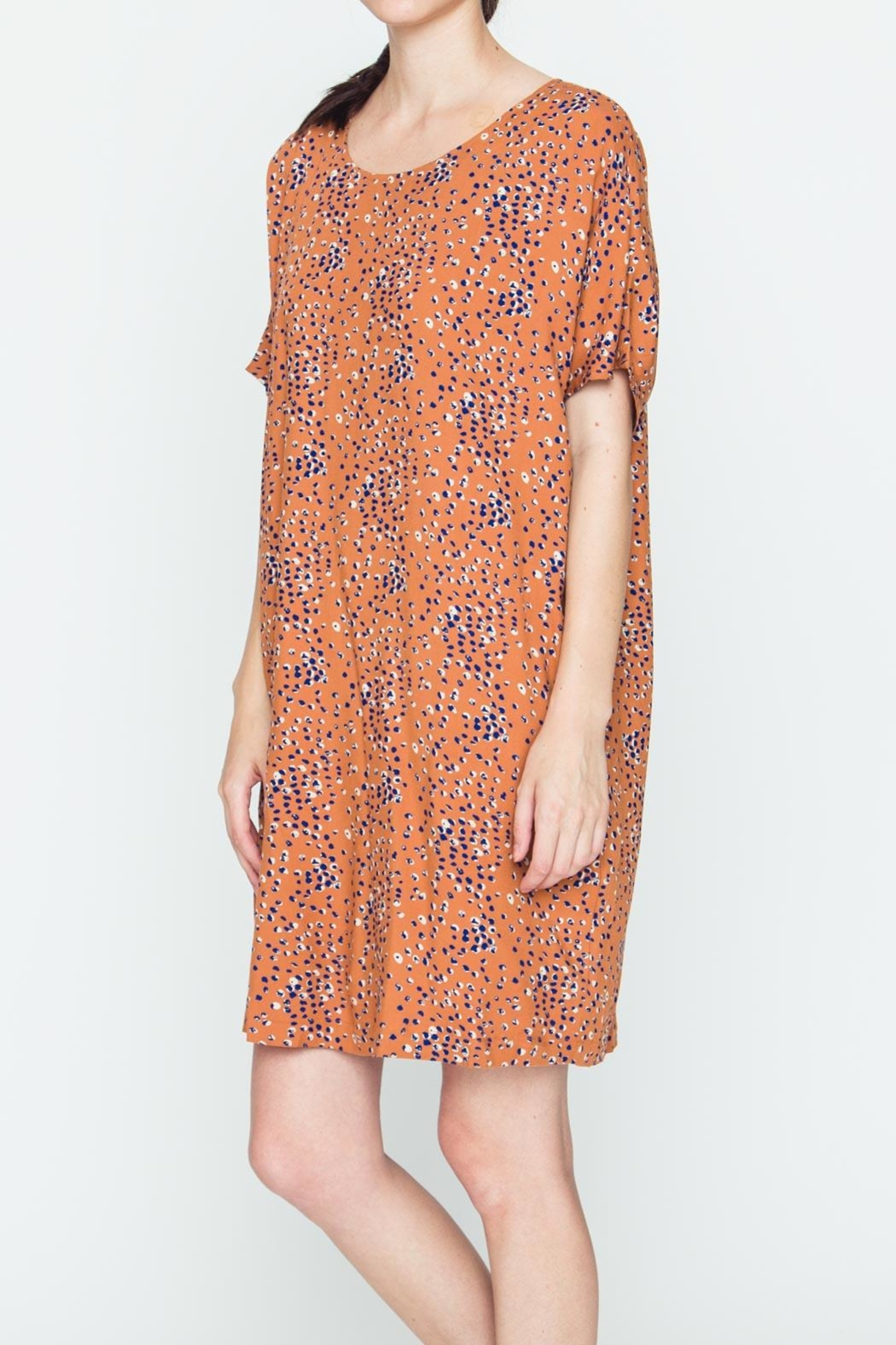 Movint Alliume Swing Dress - Front Full Image