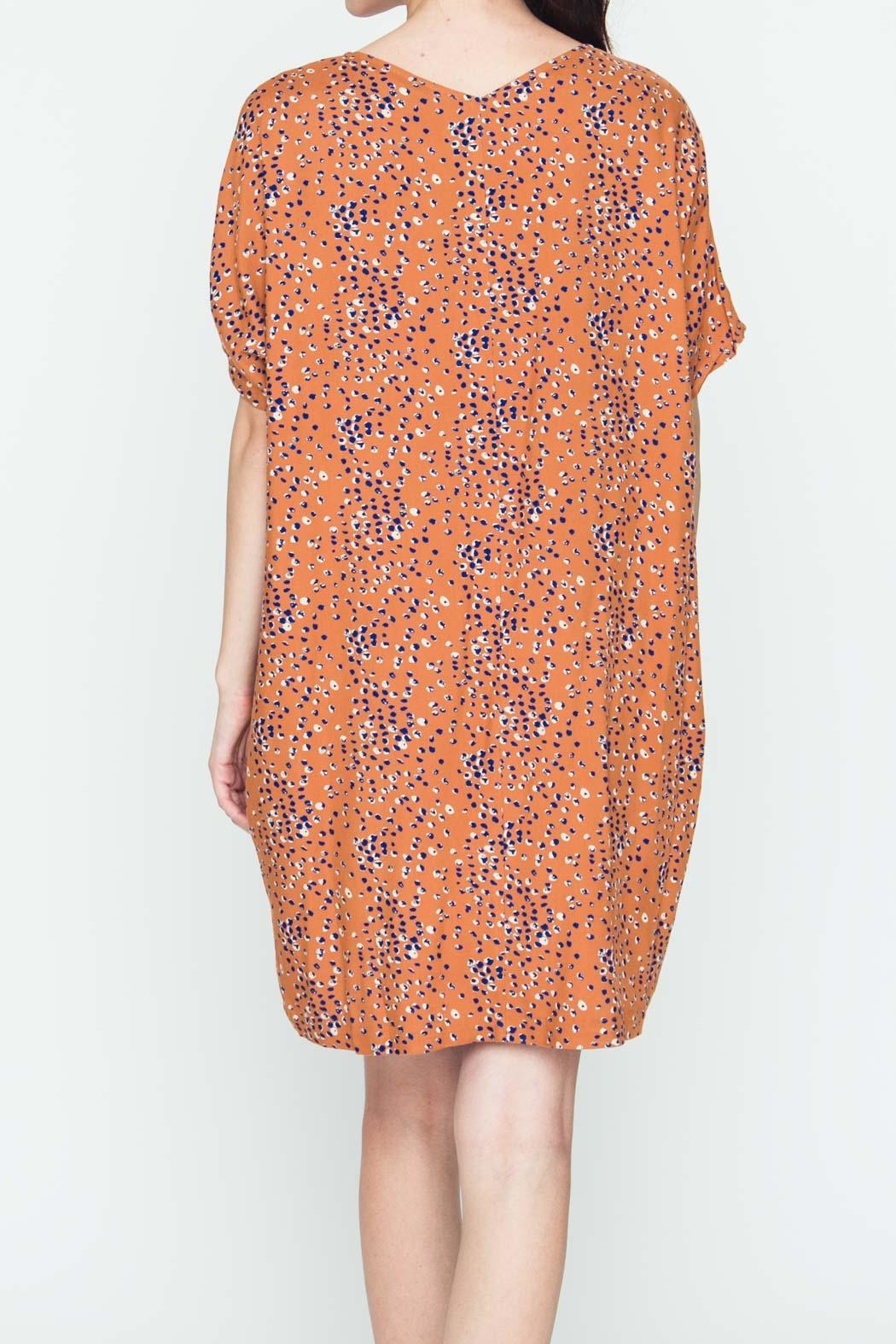 Movint Alliume Swing Dress - Side Cropped Image