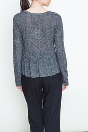 Movint Audrey Peplum Pullover - Side cropped
