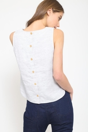 Movint Back Button-Down Top - Other