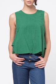 Movint Jetsy Green Top - Product Mini Image