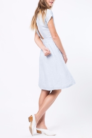 Movint Simple Flowy Dress - Front full body