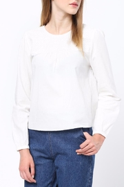Movint Back Tie Top - Product Mini Image