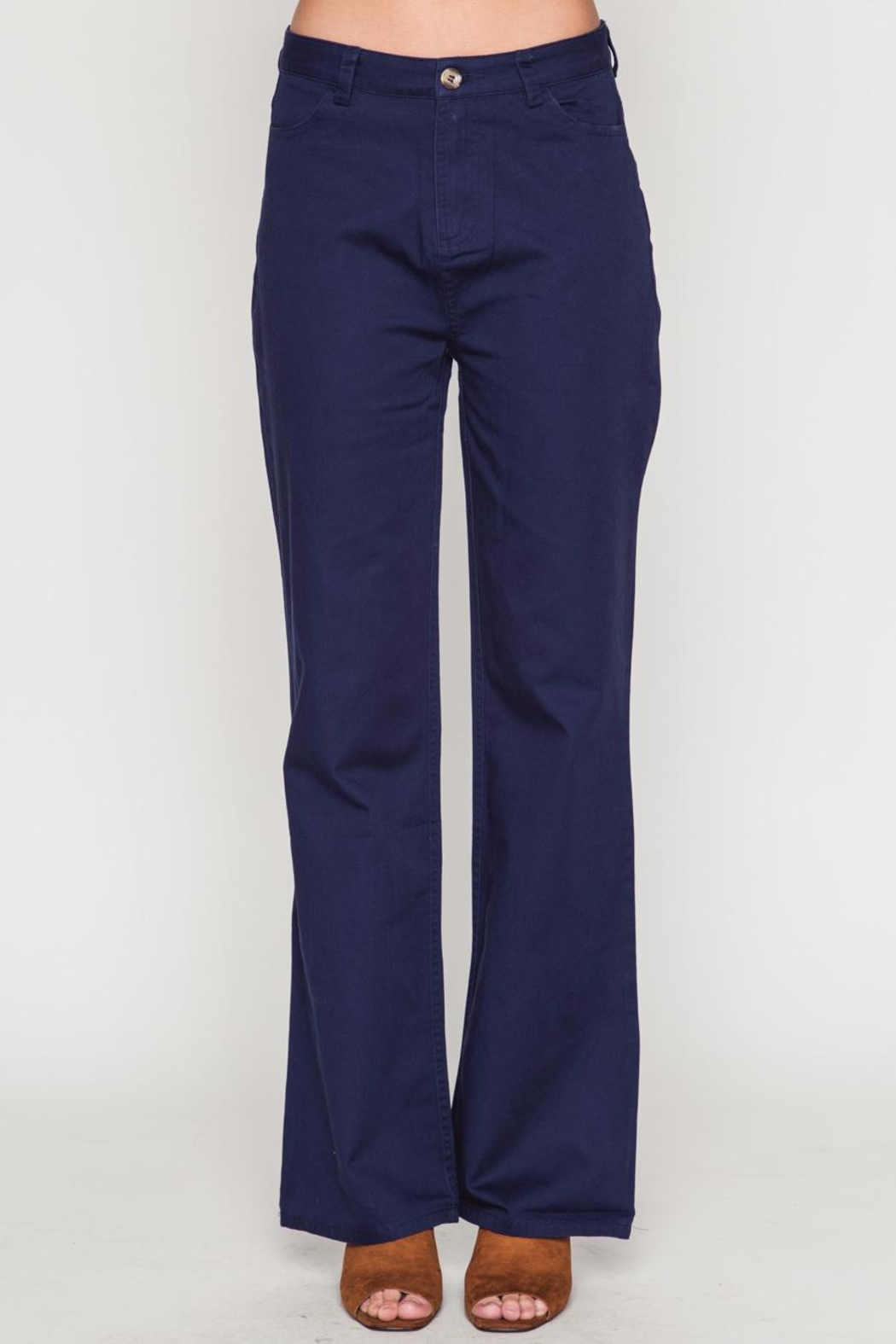 Movint Bell Bottom Pants - Main Image