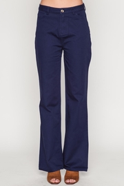 Movint Bell Bottom Pants - Front cropped