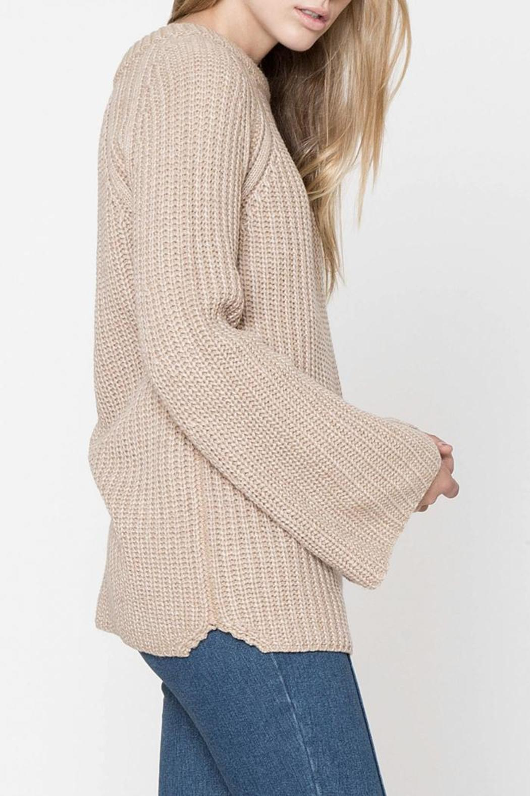 Movint Bell-Sleeve Pullover Sweater from SoHo by Mo:Vint — Shoptiques