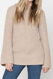 Movint Bell-Sleeve Pullover Sweater - Product Mini Image