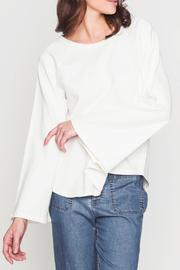 Movint Bell Sleeve Sweatshirt - Product Mini Image