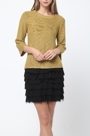 Movint Bell Sleeve Sweater - Front cropped
