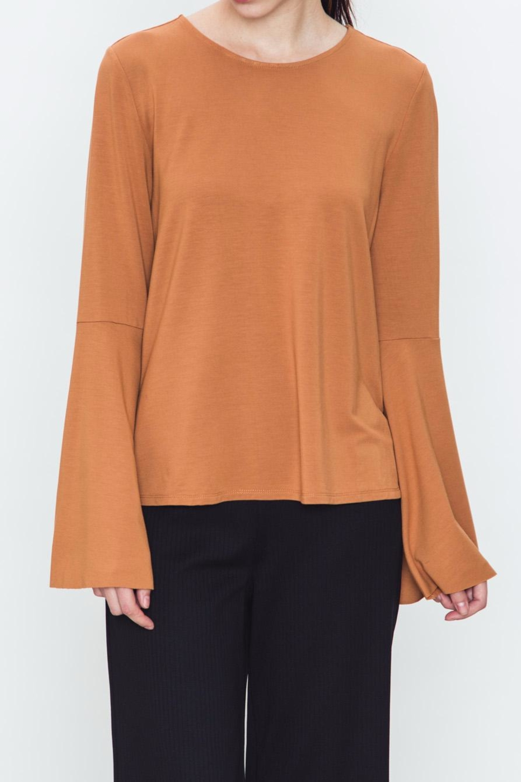 Movint Bell Sleeve Top - Main Image