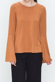 Movint Bell Sleeve Top - Front cropped