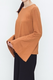 Movint Bell Sleeve Top - Front full body