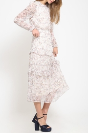 Movint Bishop Sleeve Dress - Front full body