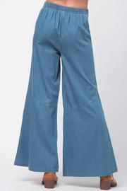 Movint Bottom Flare Detail Pants - Side cropped