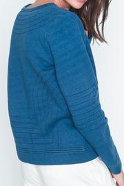 Movint Bristol Quilted Sweatshirt - Side cropped