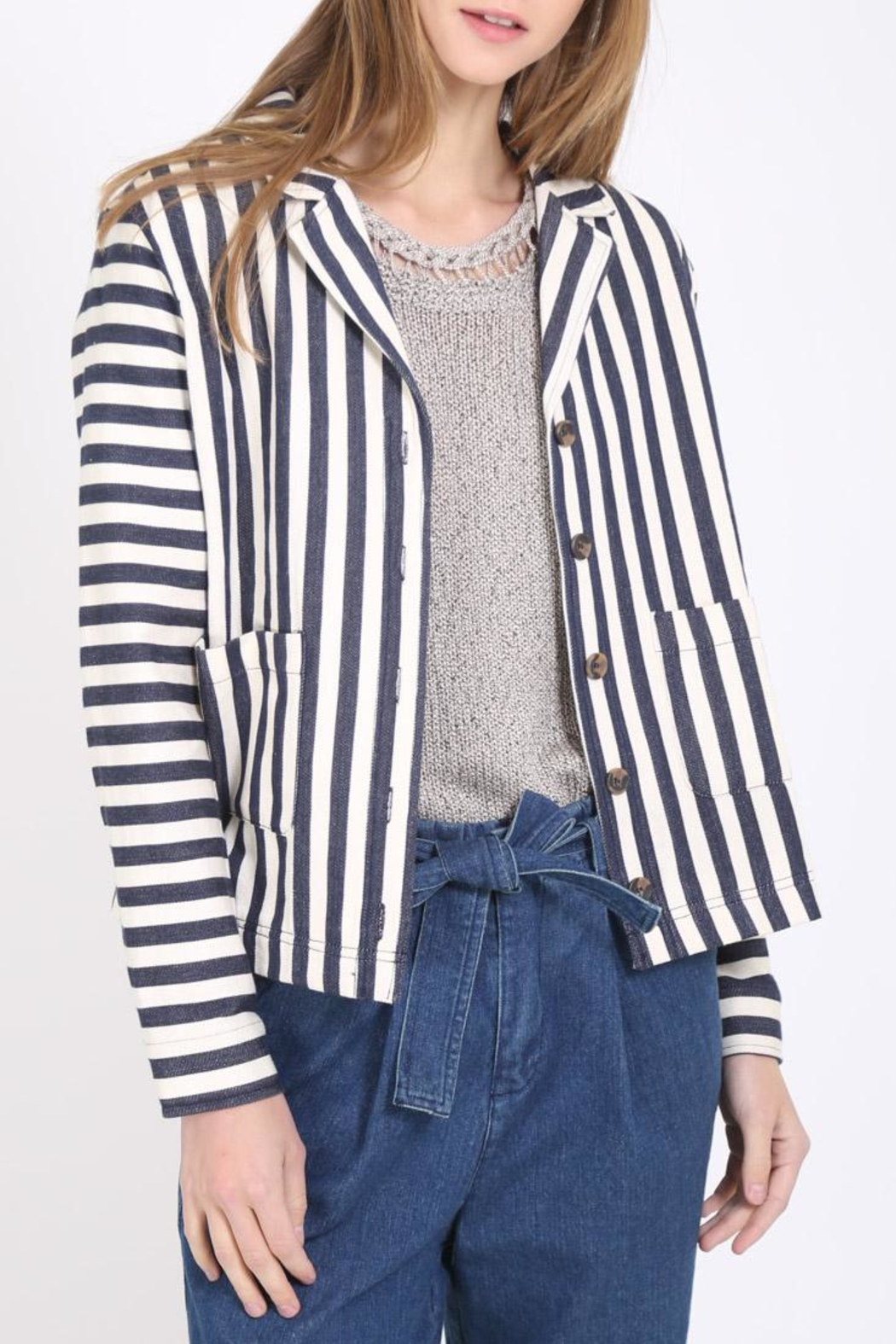 Movint Button Down Jacket - Main Image