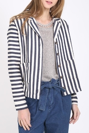 Movint Button Down Jacket - Front cropped