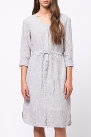 Movint Button Down Dress - Product Mini Image
