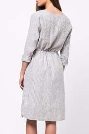Movint Button Down Dress - Front full body